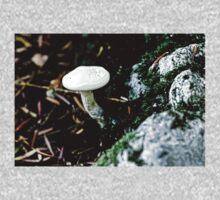 Lonely Mushroom  One Piece - Short Sleeve