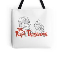Richie Tenenbaum - The Royal Tenenbaums Tote Bag