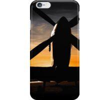 Spitfire Dawn iPhone Case/Skin