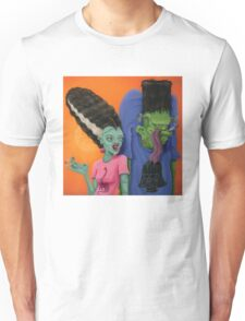 Frankie and Annette Unisex T-Shirt