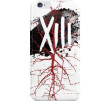XIII iPhone Case/Skin