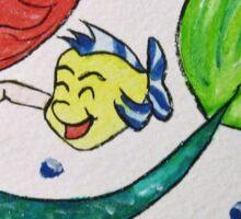 Monday Mermaid! Sticker