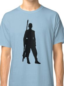 Rey - Standing Silhouette  Classic T-Shirt