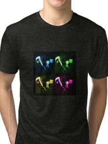 Thinking With Colours Tri-blend T-Shirt