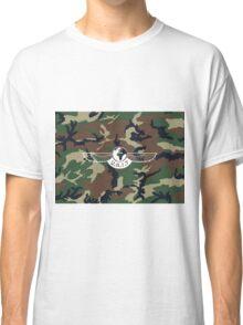 UNIT LOGO - CAMO Classic T-Shirt