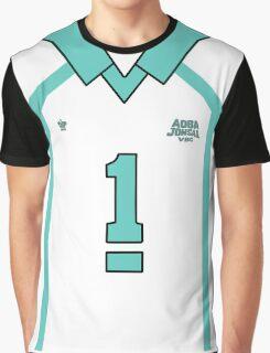 Aoba johsai number 1 Graphic T-Shirt