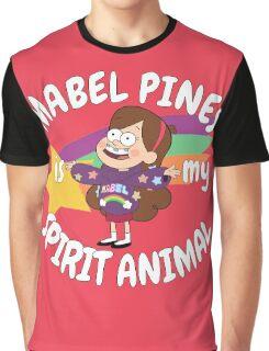 Mabel Pines is my Spirit Animal  Graphic T-Shirt