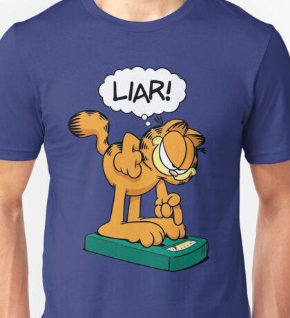 Garf Liar! Unisex T-Shirt
