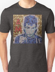 The Alex, lead singer of AM - Bottle Cap Mosaic T-Shirt