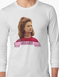 Kimmy Gibbler Whoa Baby Full House T-Shirt