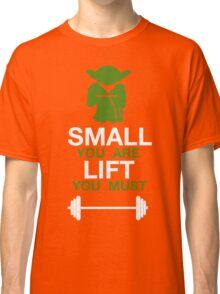 Yoda Workout Shirt Classic T-Shirt
