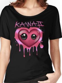 JUST KAWAII (Request by Angela Tchaikovsky) Women's Relaxed Fit T-Shirt