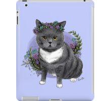Suet Suet Cat iPad Case/Skin