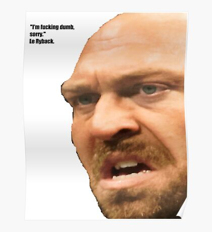 Le Ryback Poster
