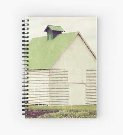 Barefoot Country Spiral Notebook