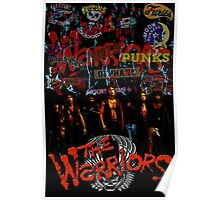 The Warriors!! Poster