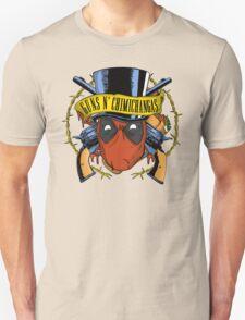 Guns n Chimichangas Unisex T-Shirt