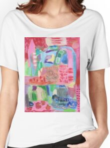 all roads lead back to you Women's Relaxed Fit T-Shirt
