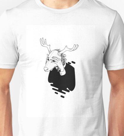 Antlers Unisex T-Shirt