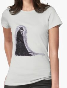 Angel of Music Womens Fitted T-Shirt