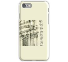 Complesso di San Firenze (matching surround) iPhone Case/Skin