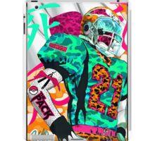 YUNG FOOTBALL iPad Case/Skin