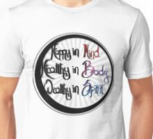 Mind Body Spirit Unisex T-Shirt
