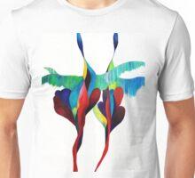 Loving Cranes Unisex T-Shirt