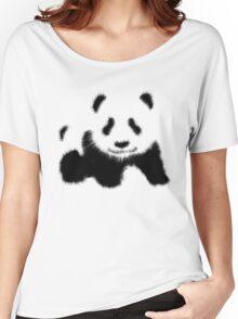 Panda Women's Relaxed Fit T-Shirt