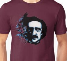 Edgar Allan Poe Crows Unisex T-Shirt