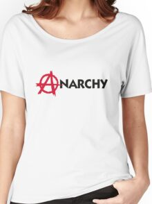 Anarchy! Women's Relaxed Fit T-Shirt