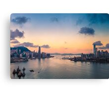 HONG KONG 09 Canvas Print
