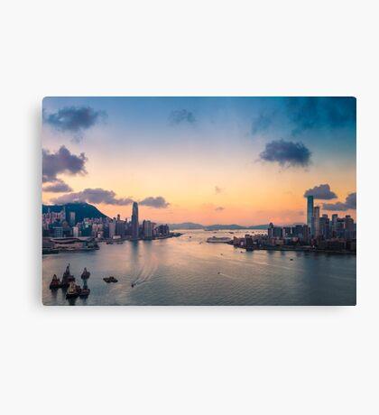HONG KONG 09 Canvas Print