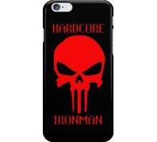 Runescape Hardcore Ironman Skull iPhone Case/Skin