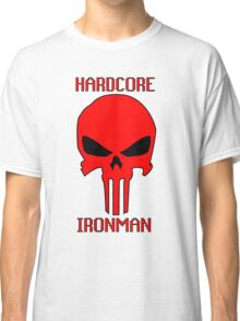 Runescape Hardcore Ironman Skull Classic T-Shirt
