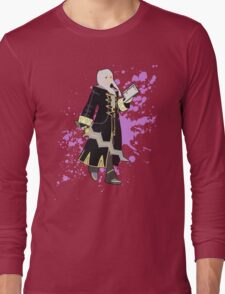 Robin (Female Alt) - Super Smash Bros Long Sleeve T-Shirt