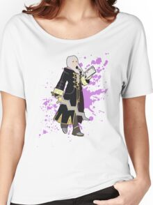 Robin (Female Alt) - Super Smash Bros Women's Relaxed Fit T-Shirt