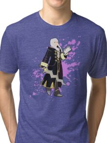 Robin (Female Alt) - Super Smash Bros Tri-blend T-Shirt