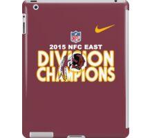 Washington Redskins - 2015 NFC East Champions iPad Case/Skin