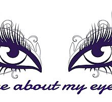Younique Eyes by Darlene Lankford Honeycutt
