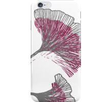 Nature plant eco iPhone Case/Skin