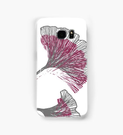 Nature plant eco Samsung Galaxy Case/Skin