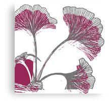 Nature plant eco Canvas Print