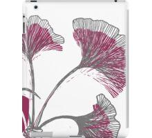 Nature plant eco iPad Case/Skin