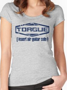 Torgue | Borderlands 2 Funny Design Women's Fitted Scoop T-Shirt