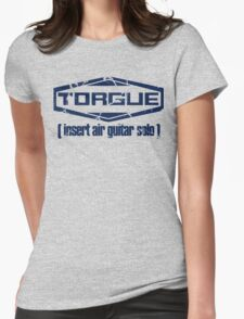Torgue | Borderlands 2 Funny Design Womens Fitted T-Shirt