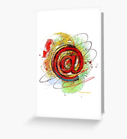 Email Internet Greeting Card