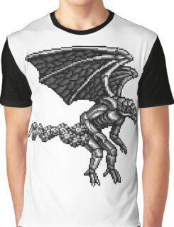 Contra III - Alien Dragon Graphic T-Shirt