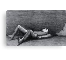 Saturday Night Canvas Print