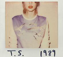 1989-Album cover by rubyoakley